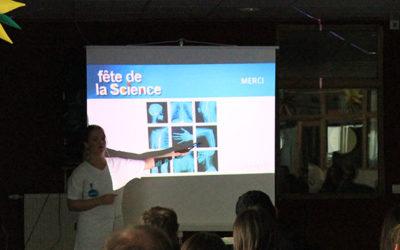 Fête de la Science au GHND : la démonstration par Dr House !
