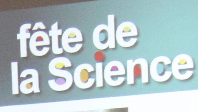 Fête de la science 2019 !
