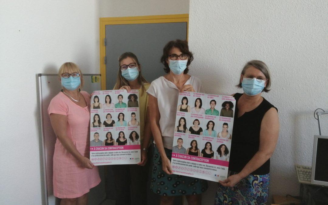 Journée mondiale de la contraception : se débarrasser des idées reçues grâce au CPEF du Centre Hospitalier de Pont-De-Beauvoisin