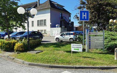 La maison médicale de garde des Abrets a déménagé au CHPB